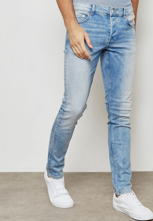 Spun Slim Fit Jeans