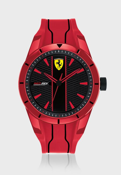 Ferrari Rev Quartz Watch