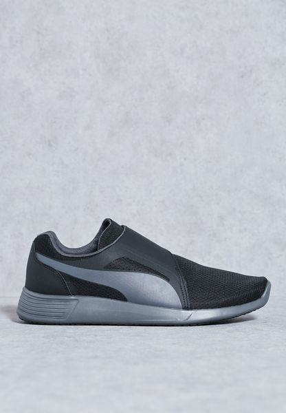 Shop PUMA black ST Trainer Evo Ac 36239702 for Men in Qatar - PU020SH19AHK