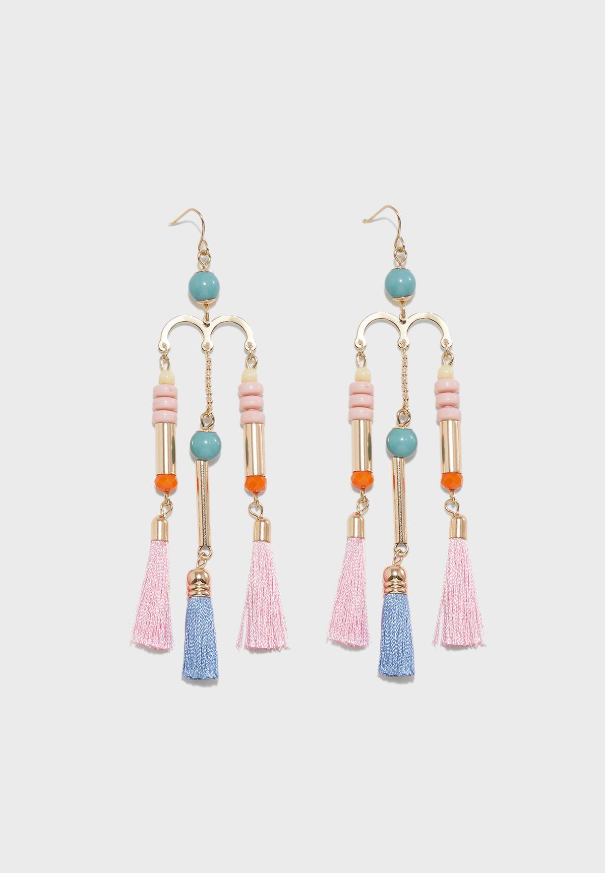 Deleila Drop Earrings