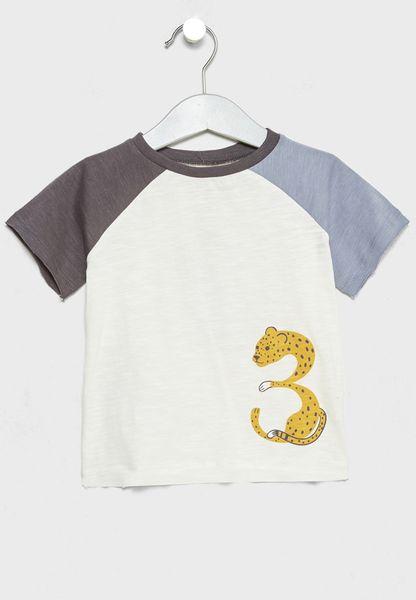Infant Animal T-Shirt
