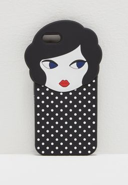 iPhone 6 Doll Face Case