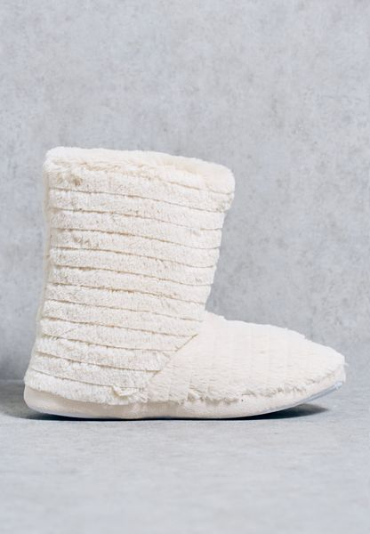 Fur Cozy Boots
