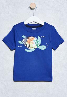 Infant Turtle T-Shirt
