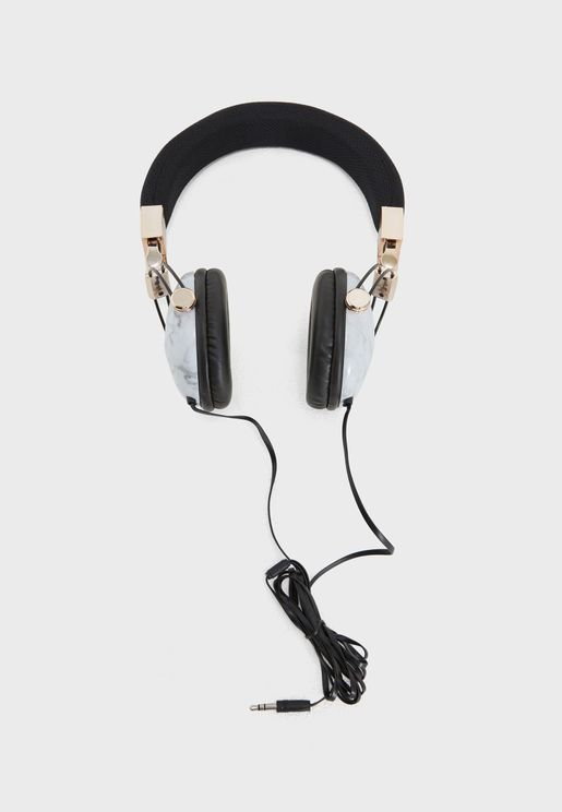 Marble Tune Out Headphones