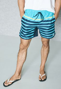 Band Swim Shorts
