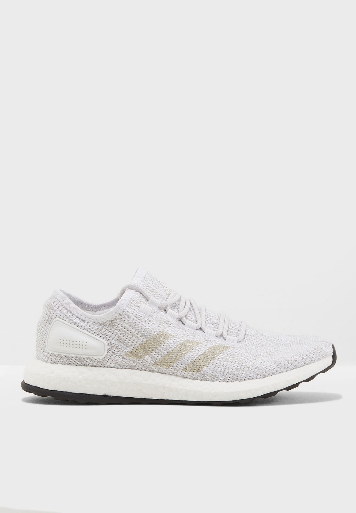 quality design 666bb 7a4e4 Shop adidas white Pureboost BB6277 for Men in Saudi - AD476SH19THK
