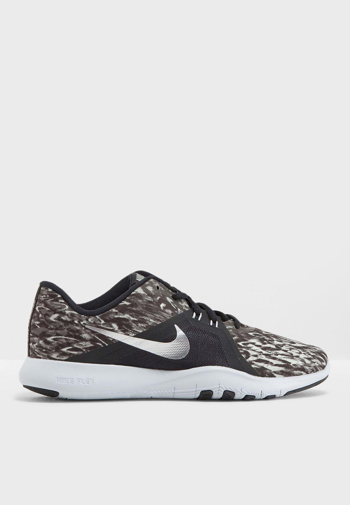 e053f5b3ce005 Shop Nike prints Flex Trainer 8 924342-001 for Women in Oman ...