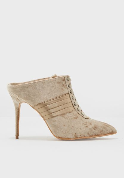 Farah High-Heel Boots
