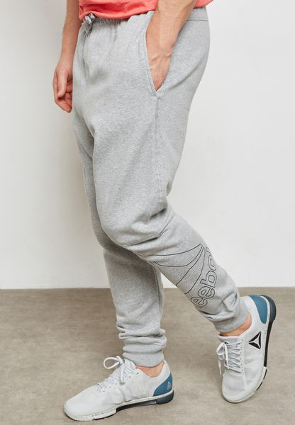 Elements Cuffed Logo Sweatpants