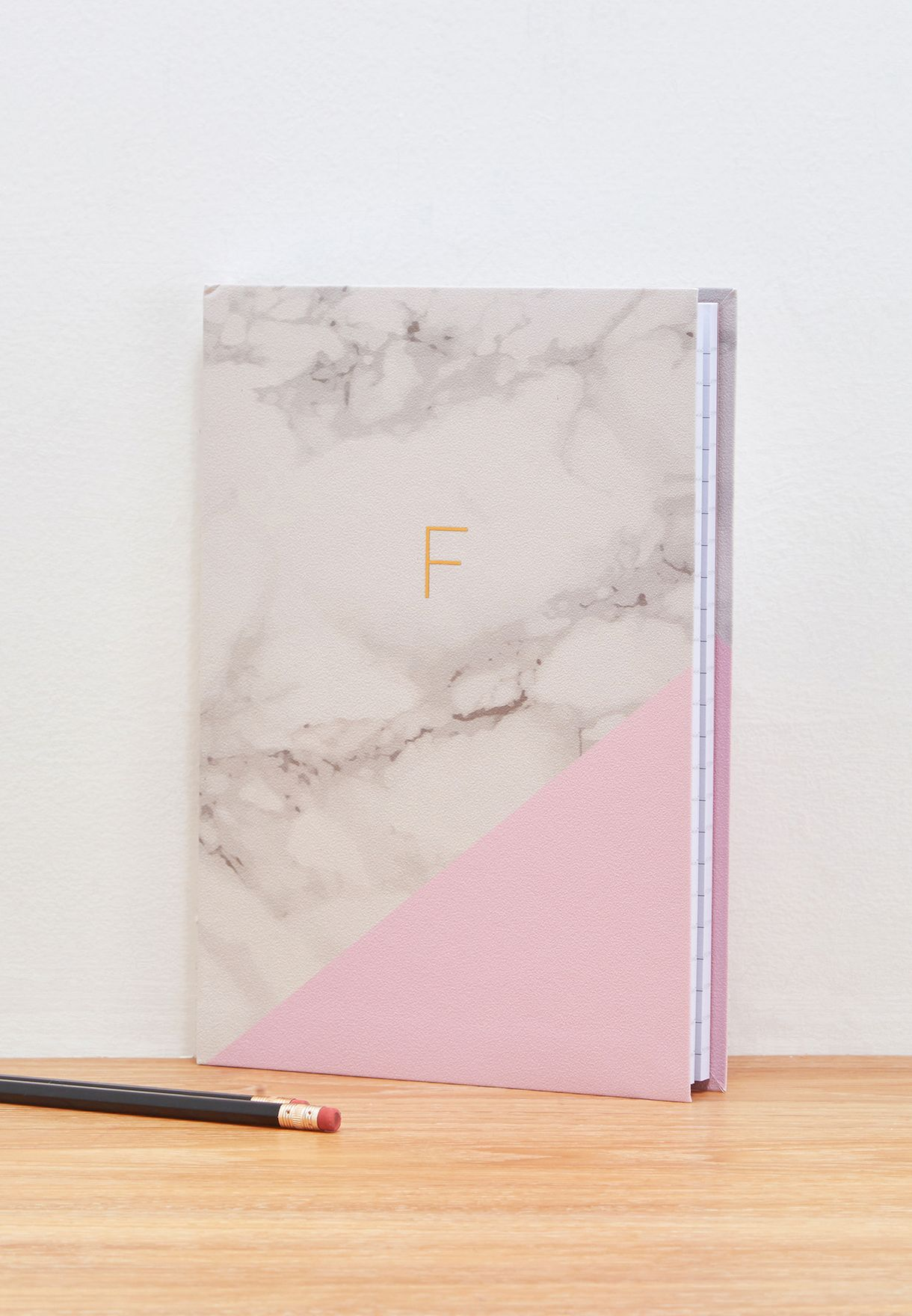 Premium Monogram Notebook F - B5 17.5x25cm