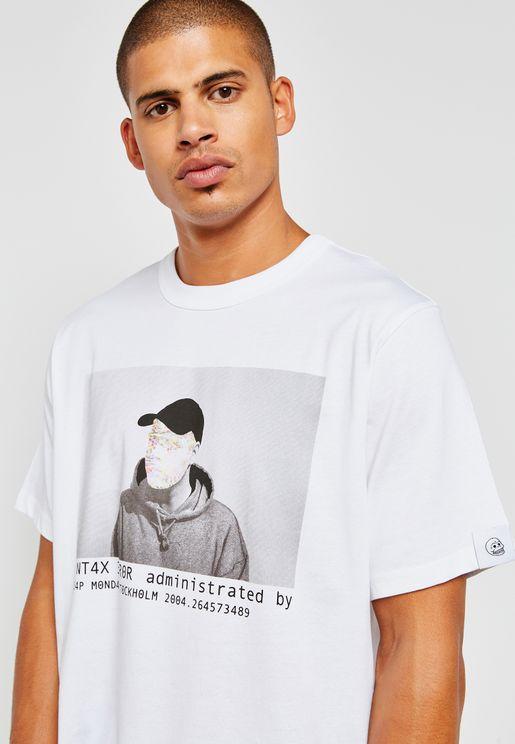 Boxer System Admin T-Shirt