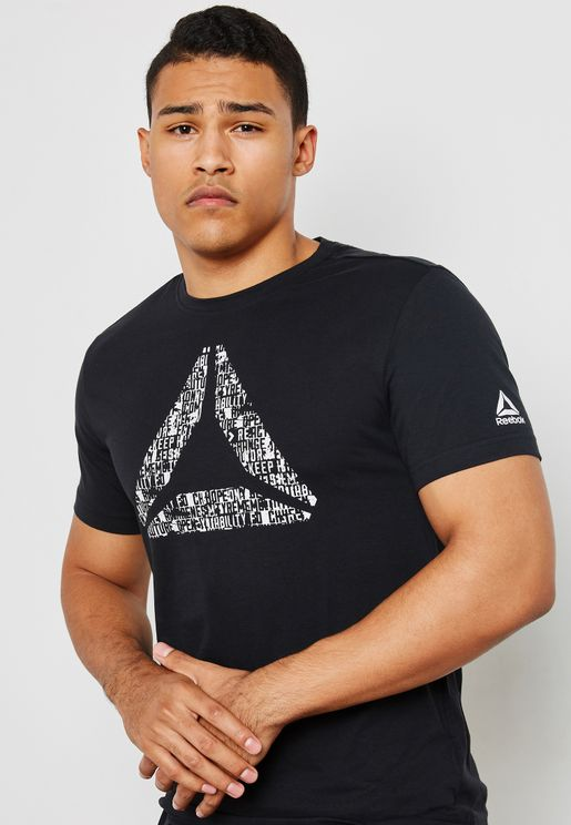 Mantra Logo T-Shirt