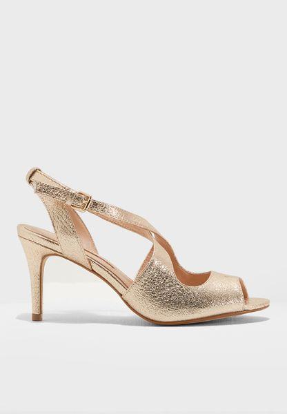 Blaze Peeptoe Sandals