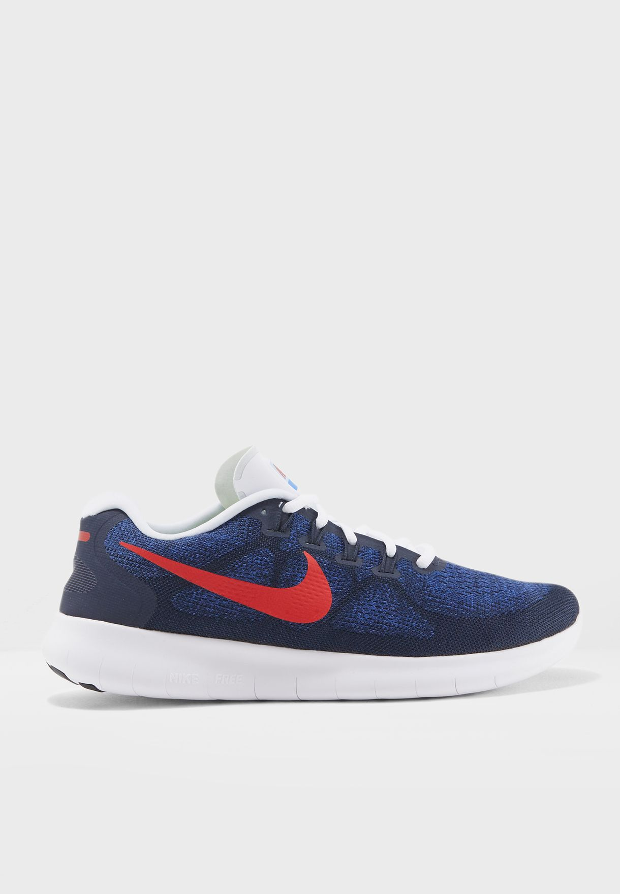 more photos d6e4d 20214 Shop Nike navy Free RN 2017 880839-406 for Men in UAE - NI727SH09ZRE
