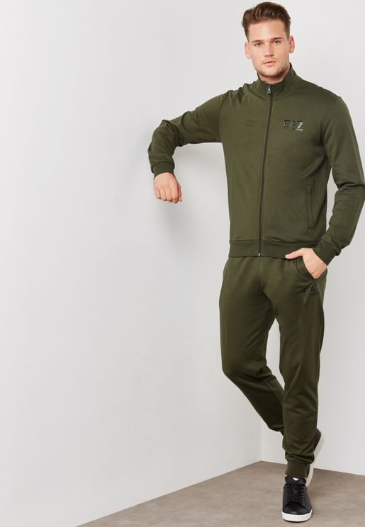Train Core Track Suit