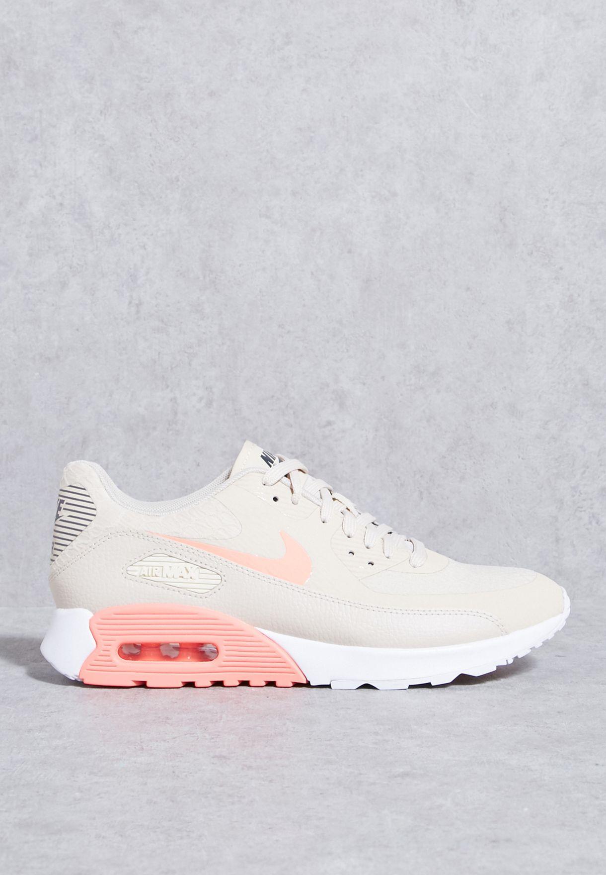 538af581da Shop Nike beige air Max 90 Ultra 2.0 881106-100 for Women in Bahrain ...