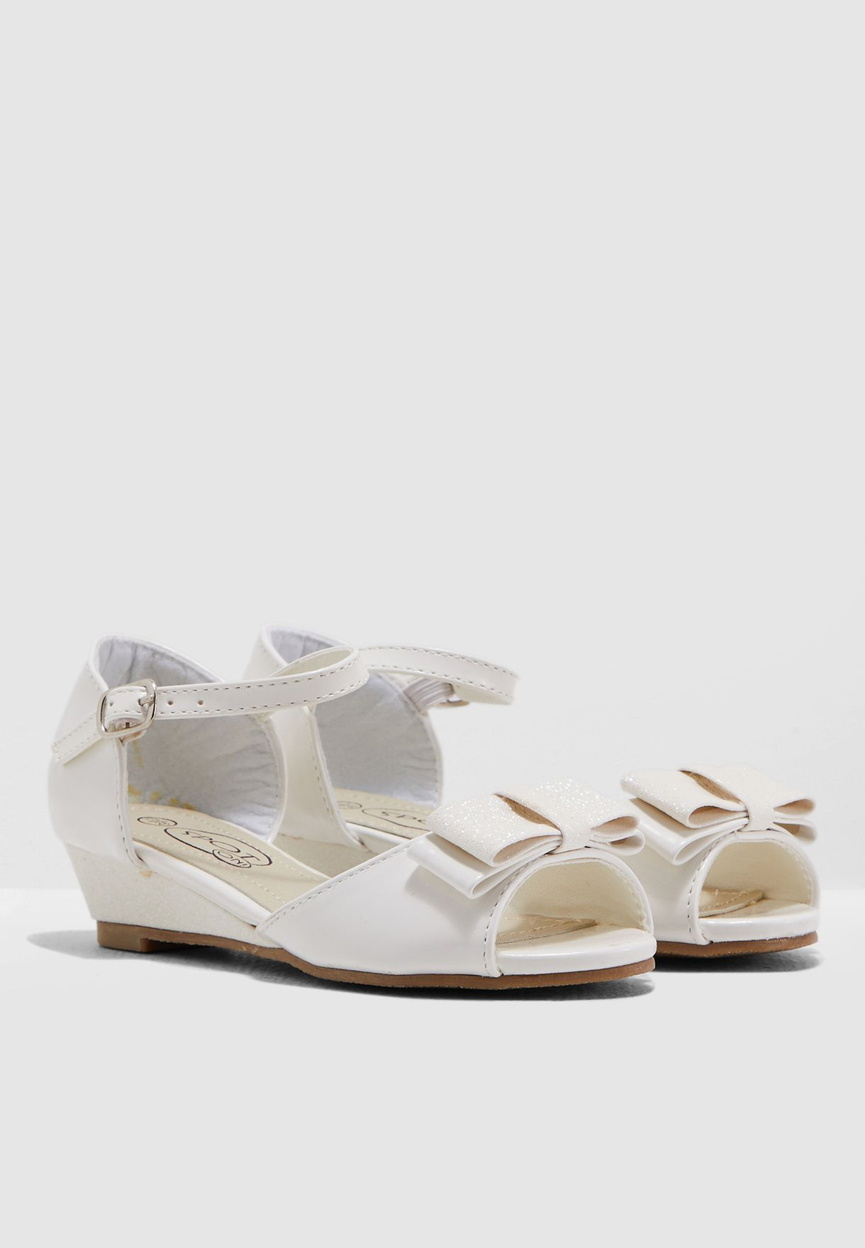 Ankle Strap Wedge Sandals
