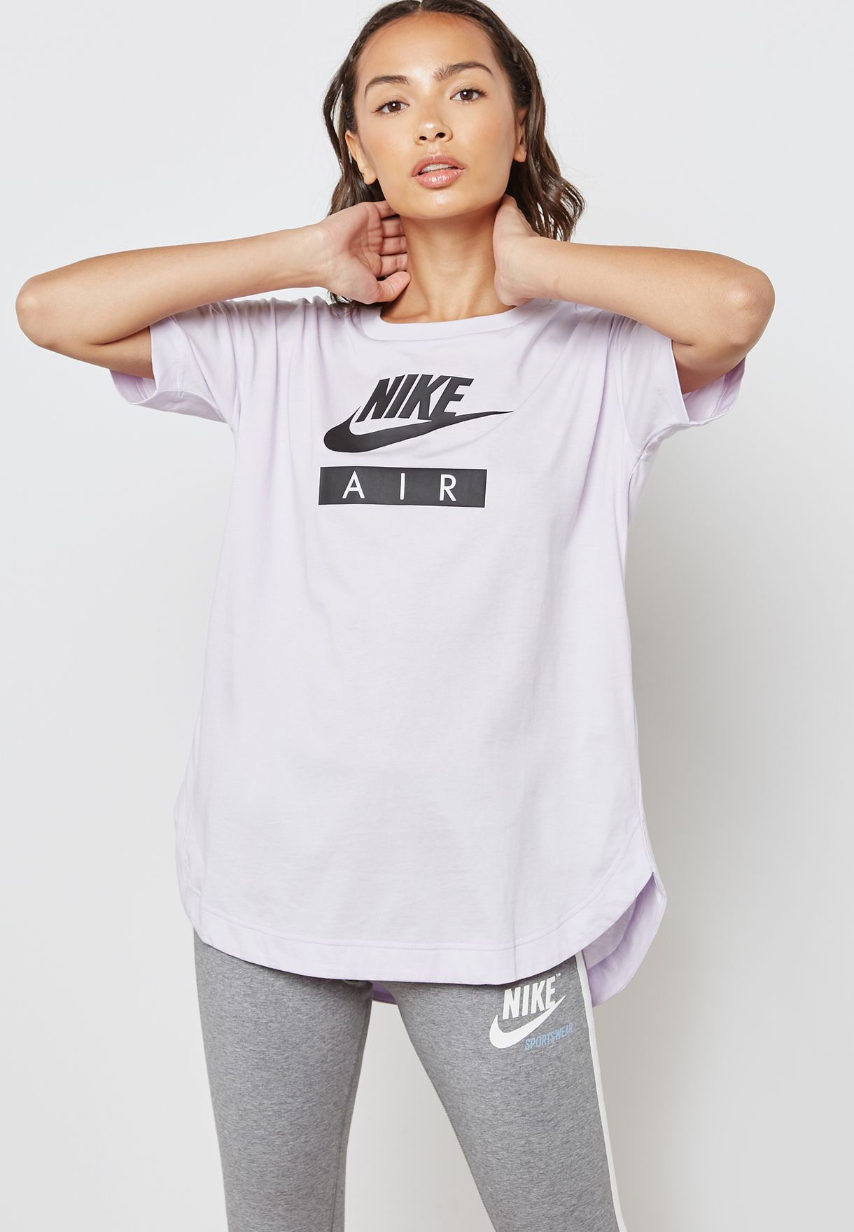 Shop Nike white Air T-Shirt AA1720-509 for Women in Saudi - NI727AT09NPQ 9c13294386