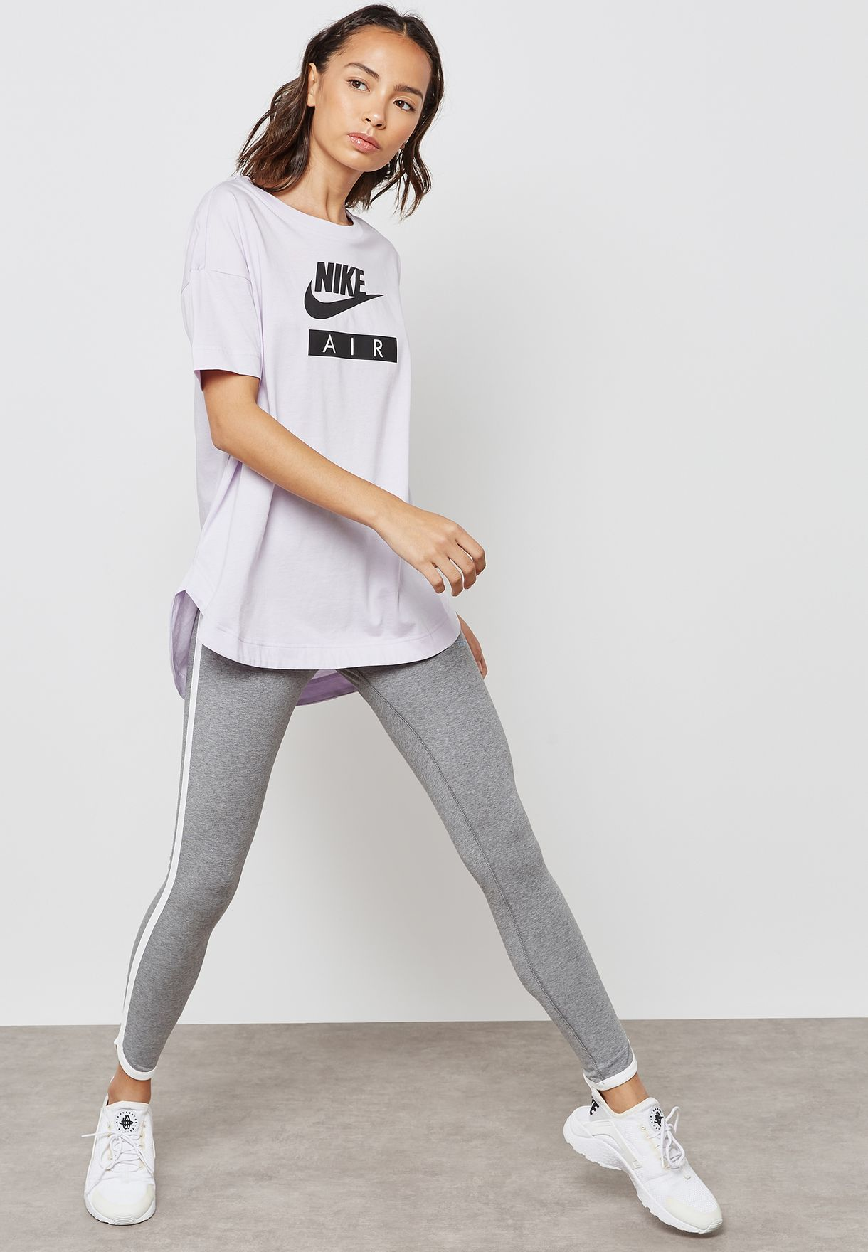 Shop Nike white Air T-Shirt AA1720-509 for Women in Saudi ... f077e9bb4b