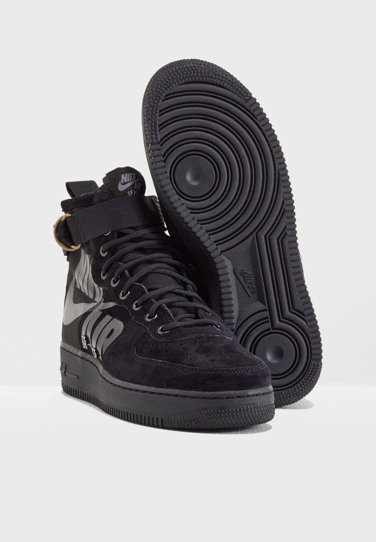 حذاء شامواه بكاحل متوسط الارتفاع