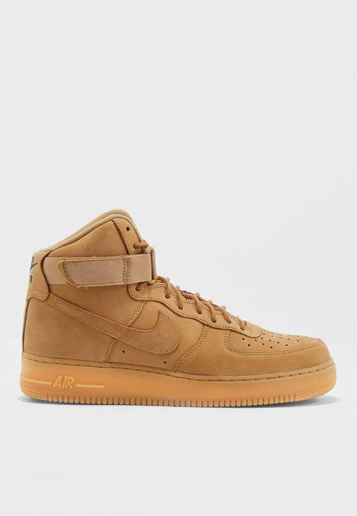 حذاء اير فورس 1 هاي '07 ال في 8