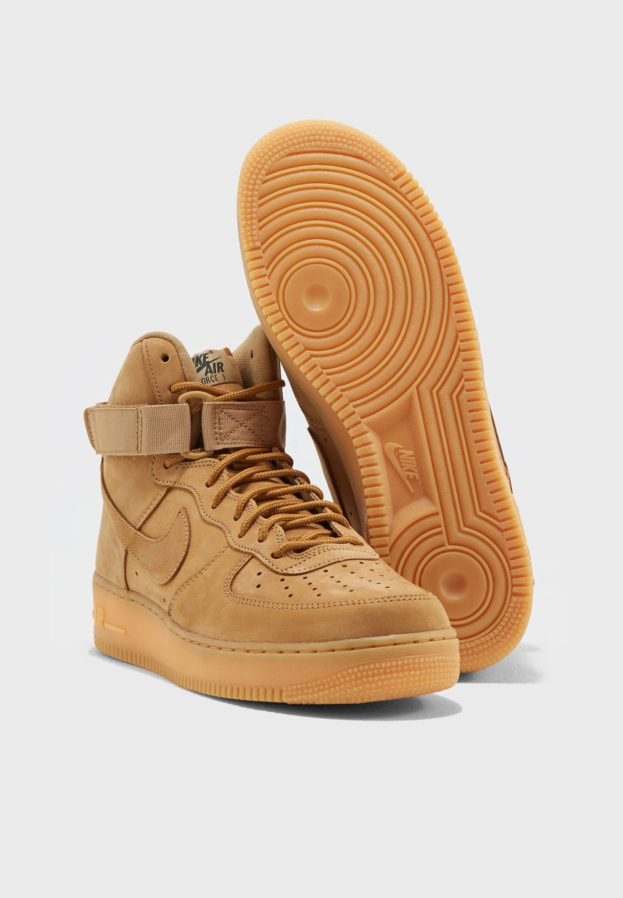 Shop Nike browns Air Force 1 High   39 07 LV8 WB 882096-200 for Men ... aa3a65a3e