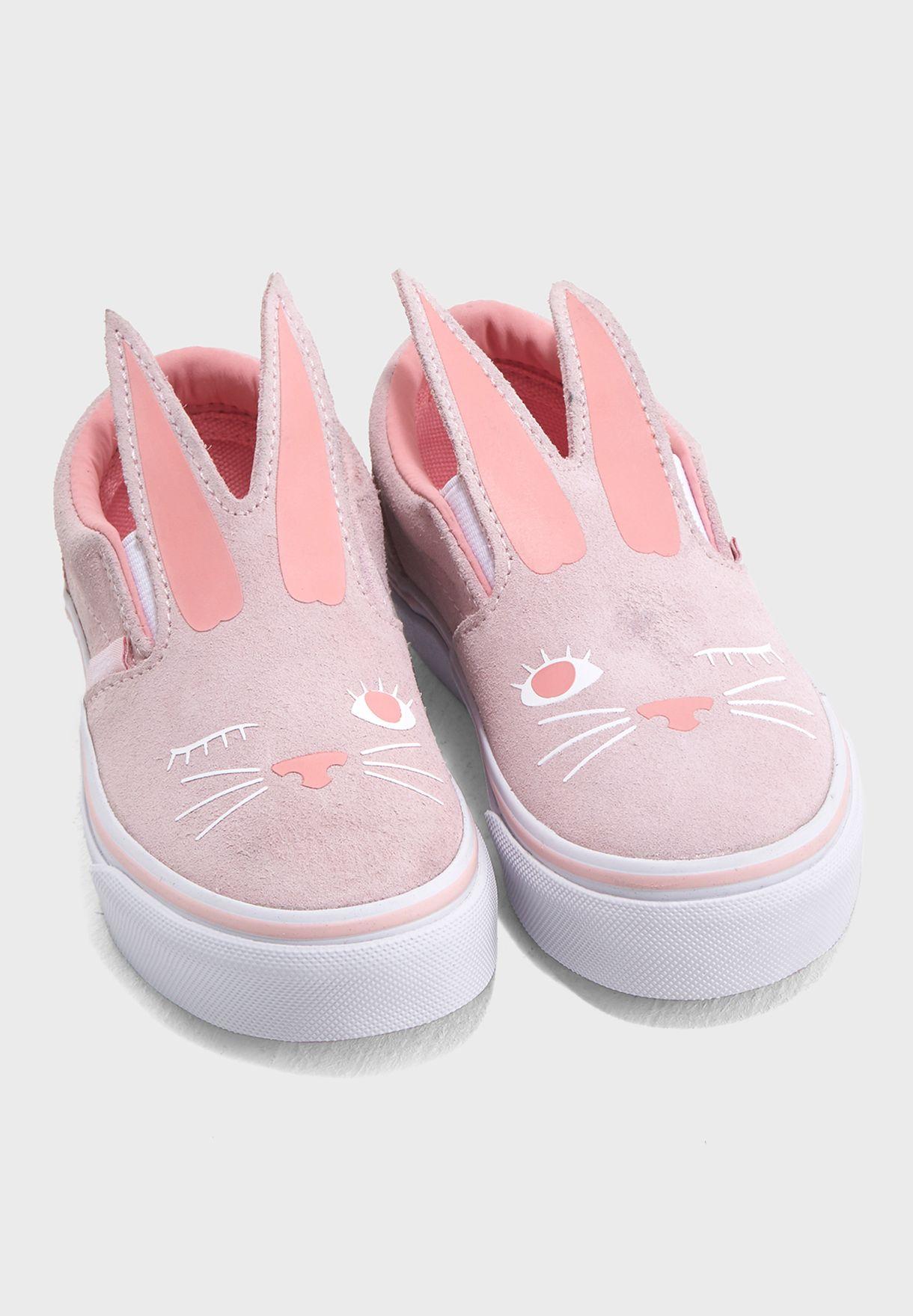 f780a3a88 تسوق حذاء بشكل الارنب ماركة فانز لون وردي MVYQ1C في السعودية ...