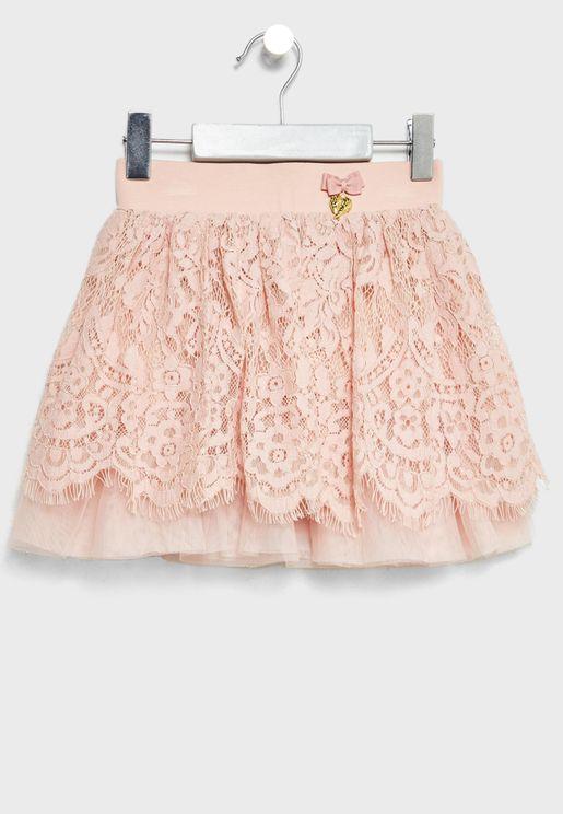 Little Serena Skirt