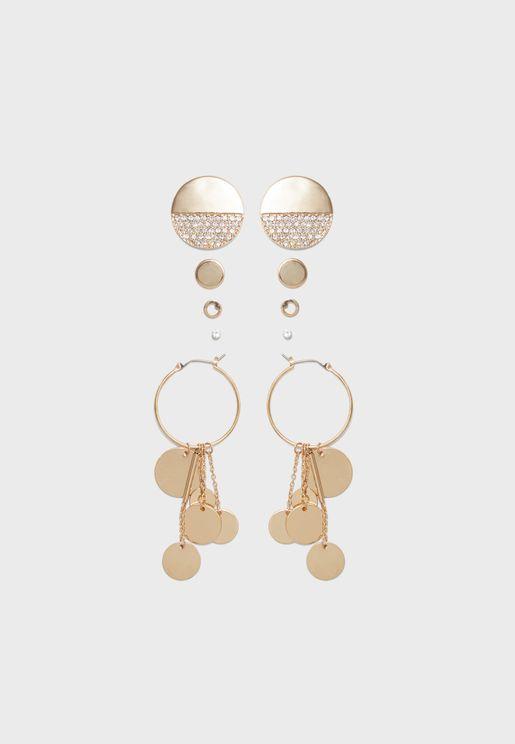 Multipack Galysa Earrings