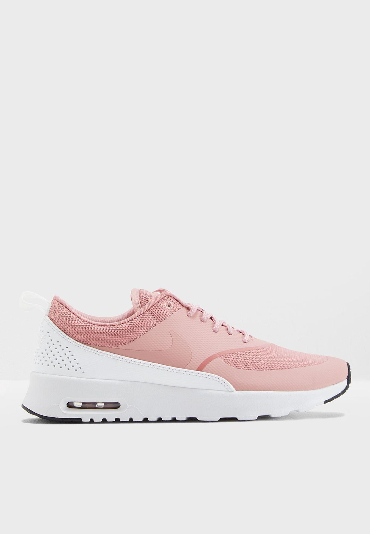 reputable site 995aa c76a5 Shop Nike pink Air Max Thea 599409-614 for Women in Saudi - NI727SH09WKK