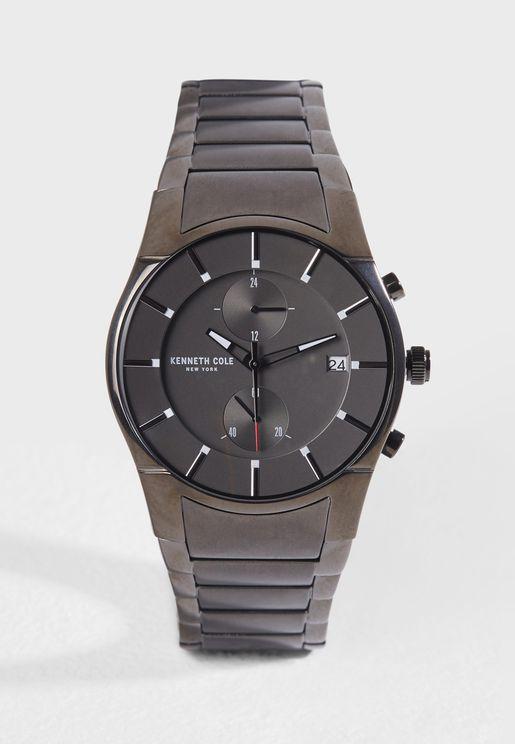 KC15176001 Slim Analog Watch
