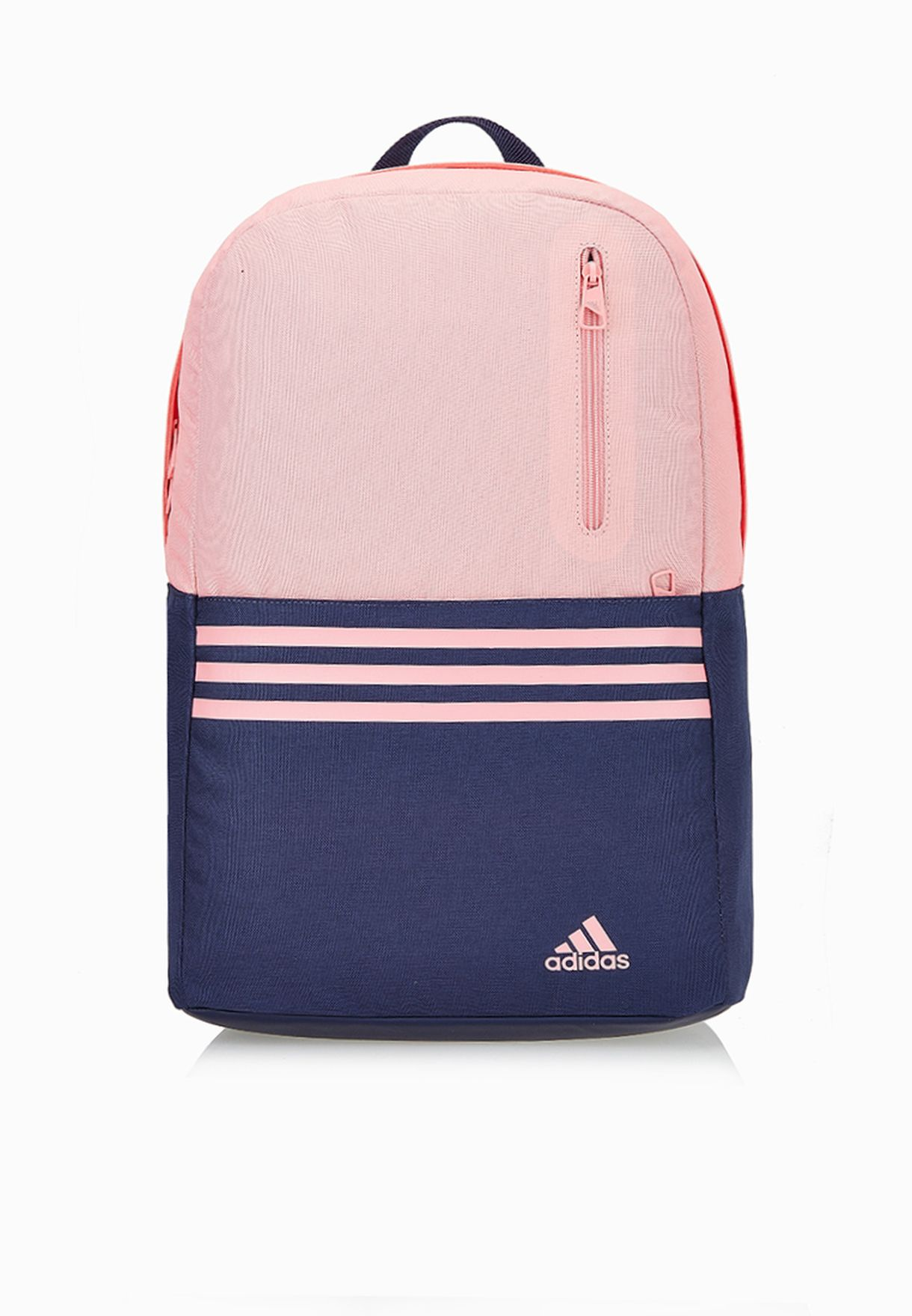 bdea7136b1b Shop adidas pink Versatile 3S Backpack AB1882 for Women in UAE ...