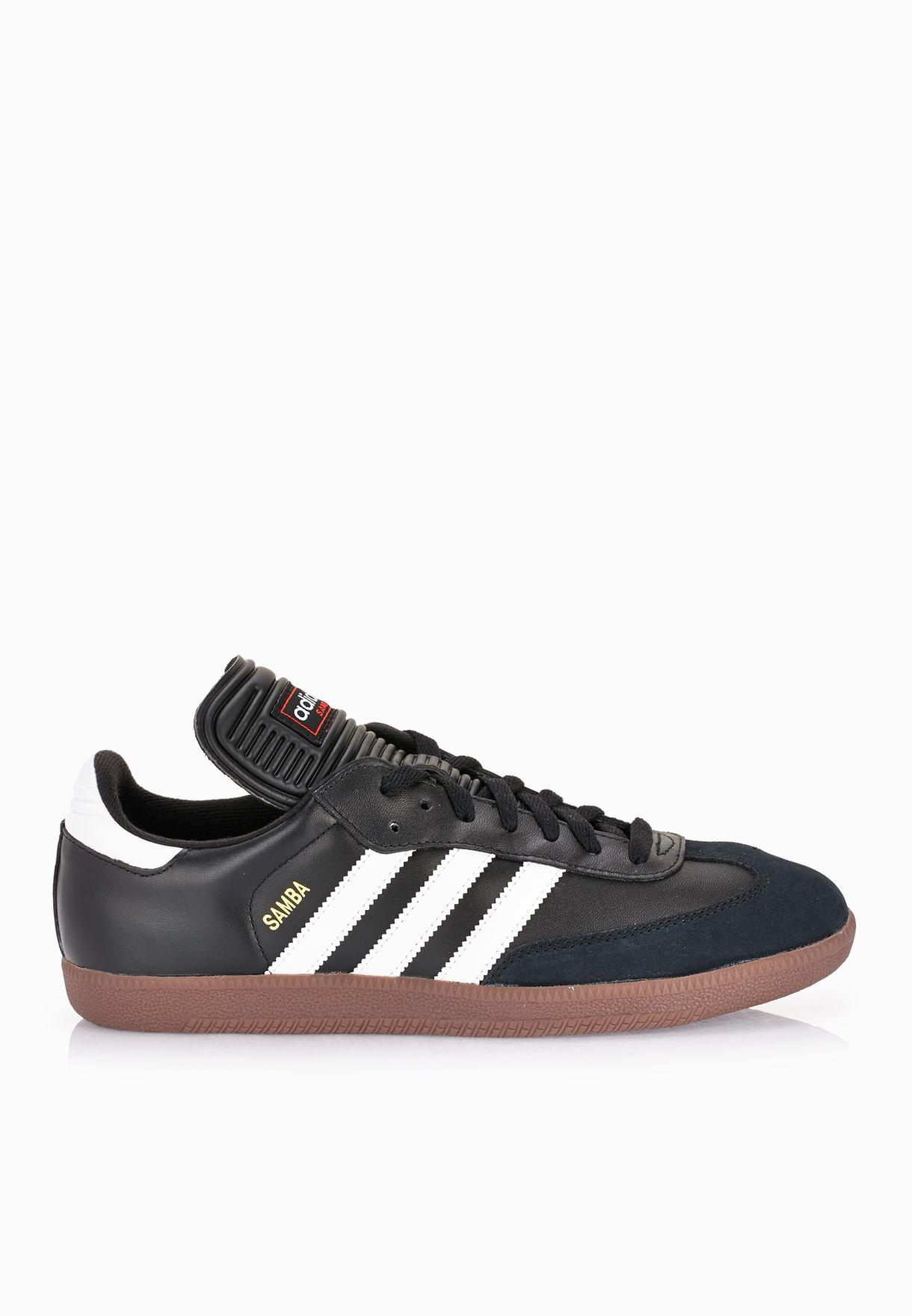 buy popular f2b2b 438a6 Shop adidas black Samba Classic 034563 for Men in Kuwait - A