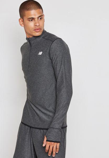 Transit Quarterr Zip Sweatshirt