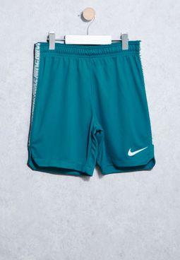 Youth Dri-Fit Squad Shorts