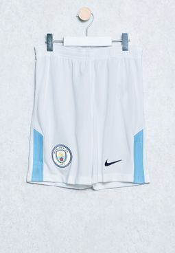 Youth Manchester City Stadium Shorts
