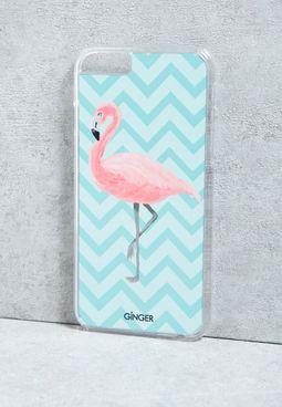 iPhone 6 Flamingo Cover