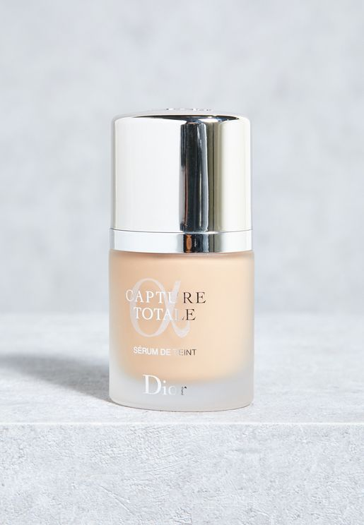 Capture Totale Triple Correcting Serum Foundation