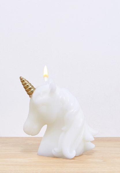 Medium Unicorn Candle