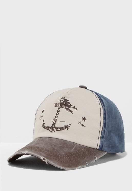 Anchor Detail Cap