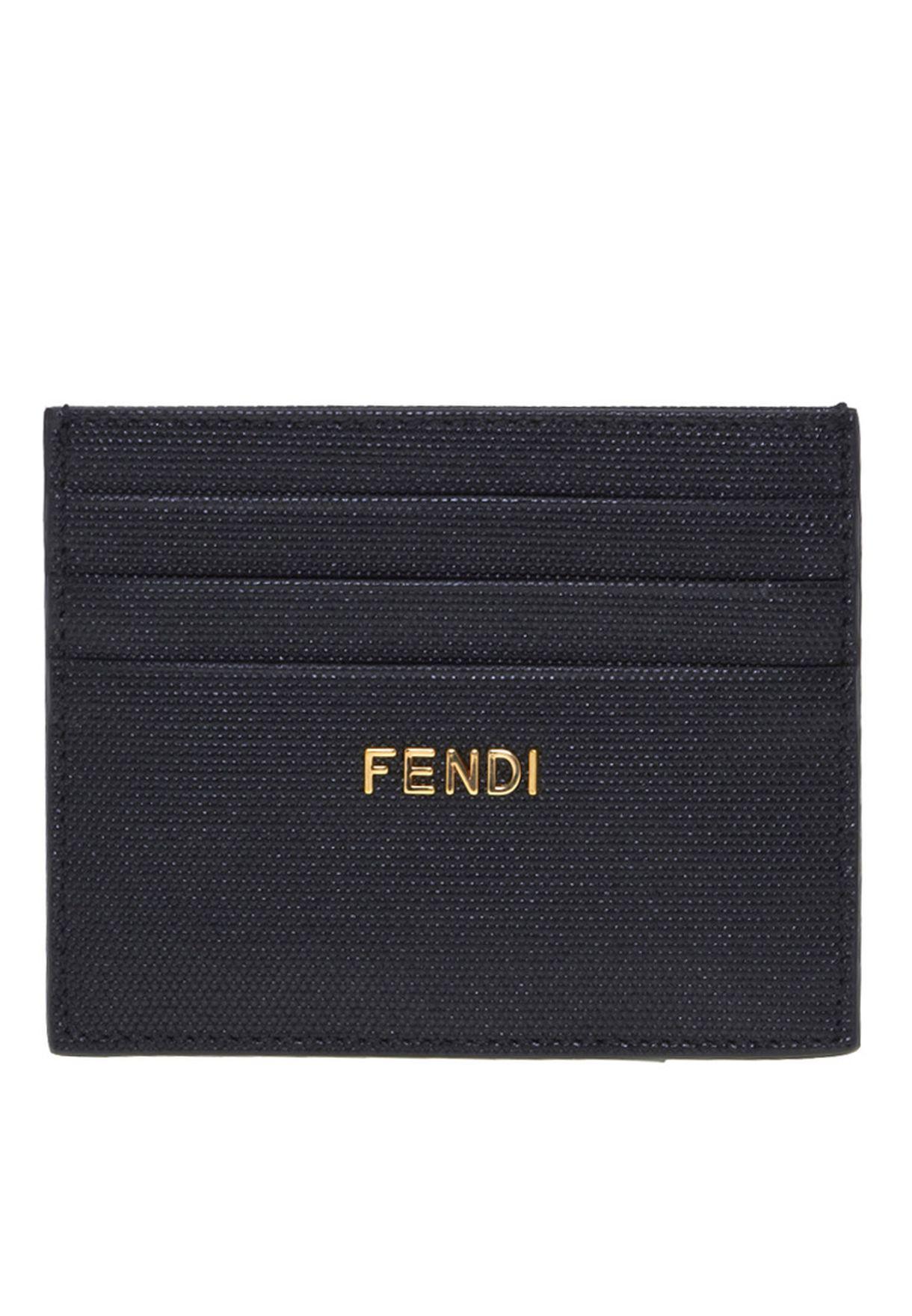cc8515e0c6f8 Shop Fendi black Card Holder for Women in Kuwait - FE270AC09RFQ