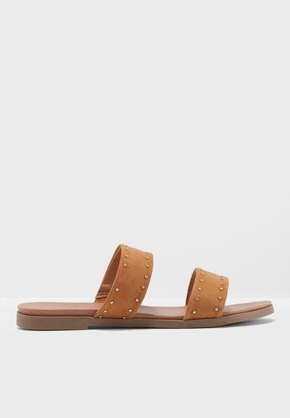 Farrel Flat Sandal
