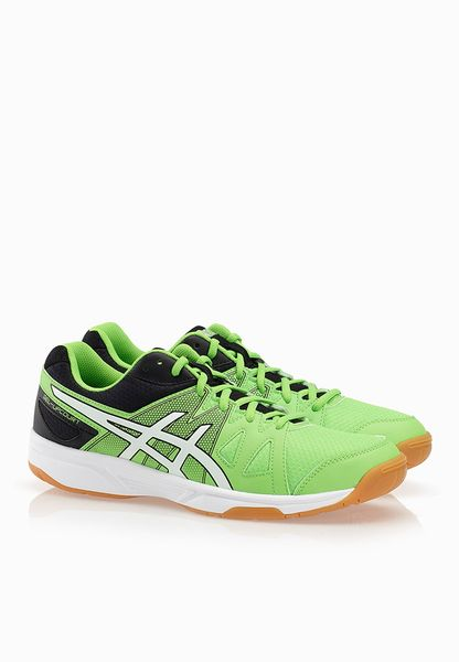 Asics Gel-Upcourt Men Green Training Shoes Special Offer