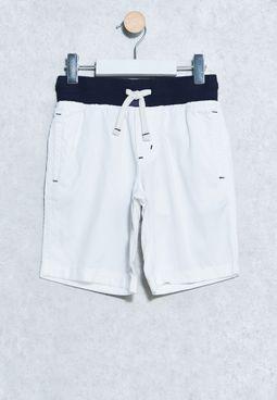 Youth Rib Shorts