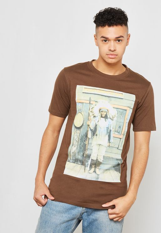 Rod Mehota Graphic Print T-Shirt