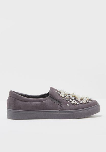 حذاء  فلات مريح