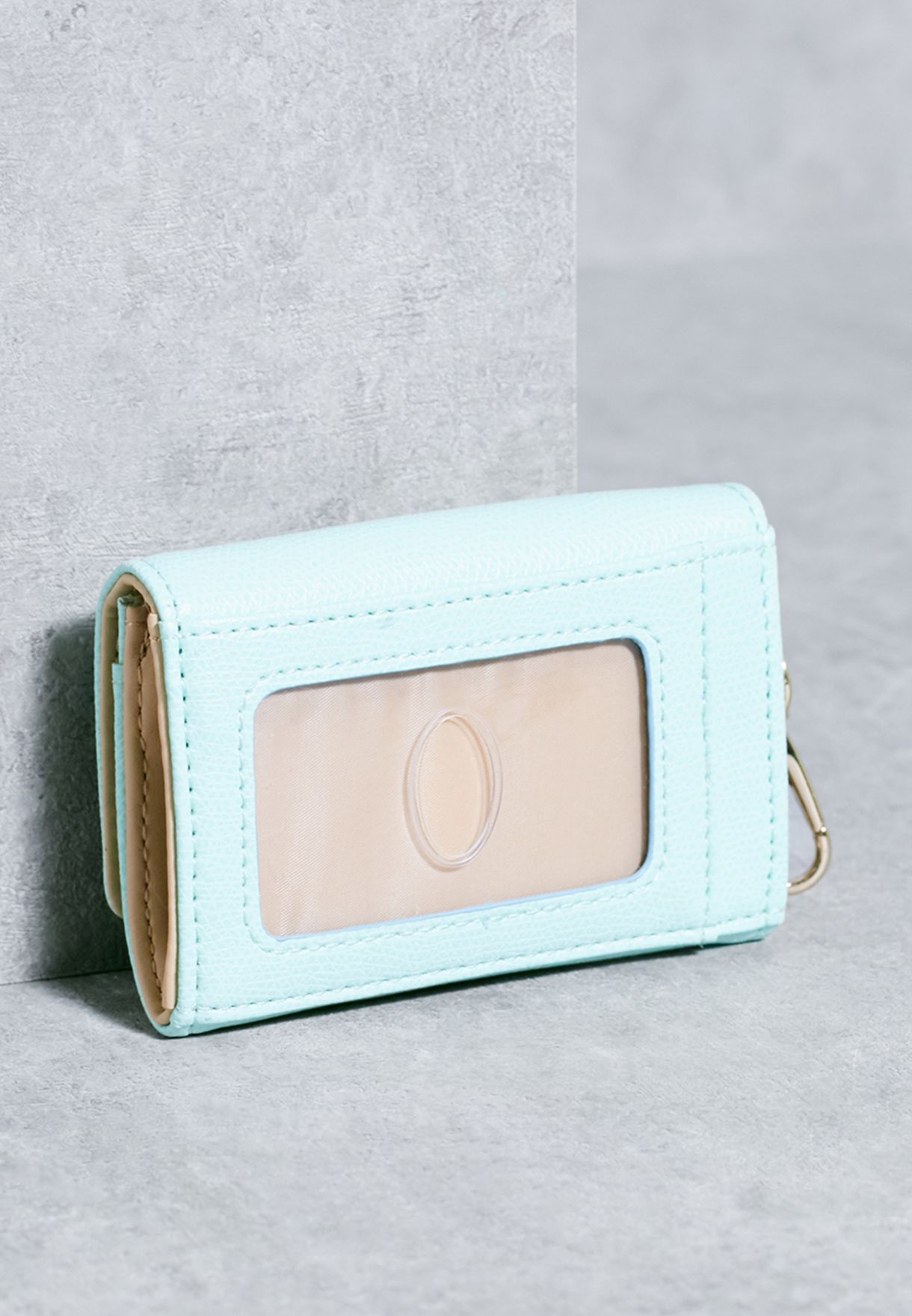 Shop Guess green Mini Devyn Mighty Wallet EP642161 for Women in ... c1f6a21ef2