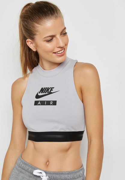 Air Cropped Tank Top