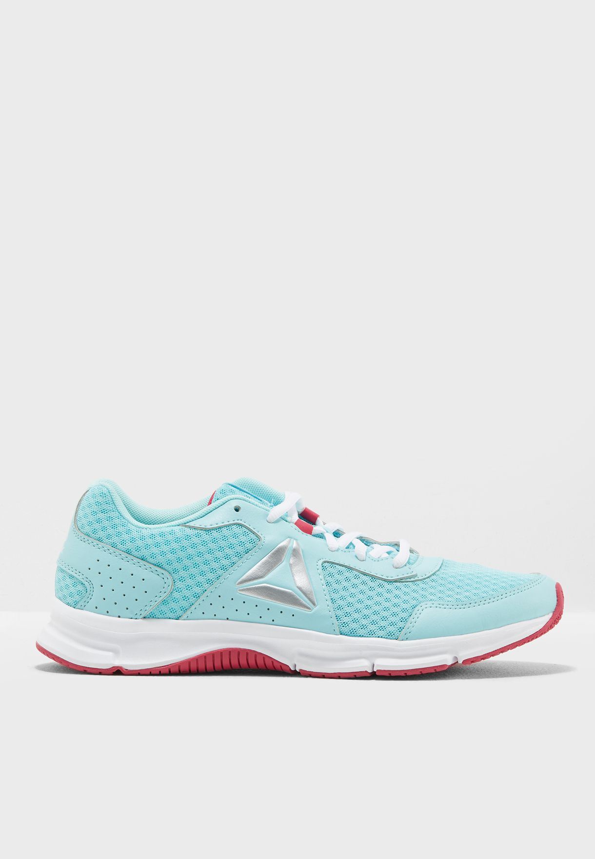b90d279cd8372e Shop Reebok blue Express Runner CM9960 for Women in UAE - RE019SH09UUG